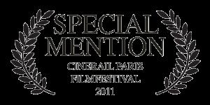 Special Mention, Cinerail Paris 2011